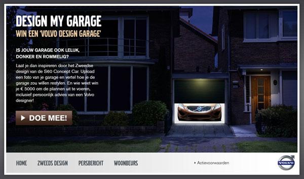 Volvo Garage Amsterdam : Design my garage u volvo s marco antonio morales